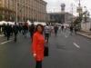 Хрещатик за день до Евро-2012